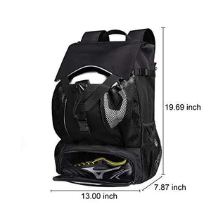 Bertasche w/15.6inch Laptop Compartment Sport Backpack
