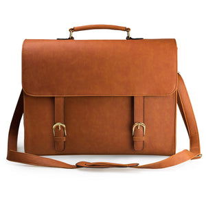 Bertasche Heavy Load Laptop Satchel Bag
