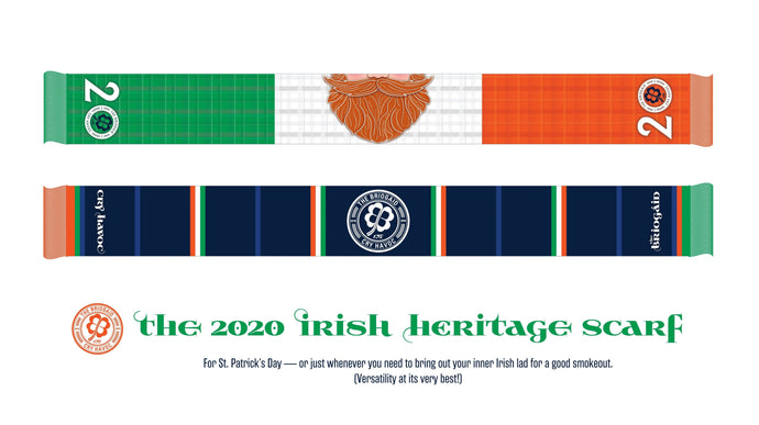 2020 Irish Heritage scarf - Membership