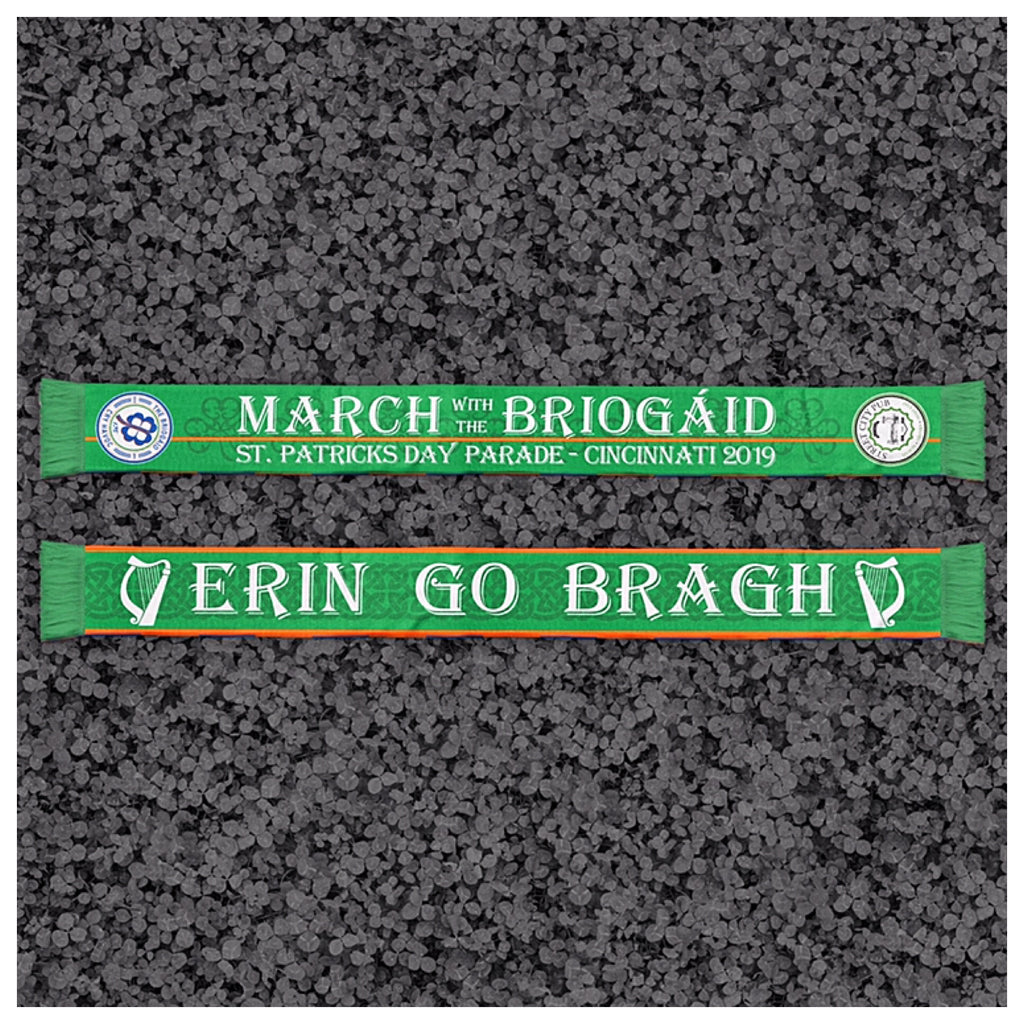 2019 St. Patrick's Day Parade Scarf