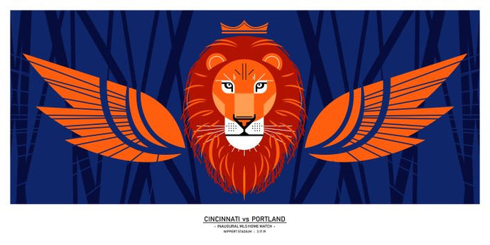 Replica TIFO - Commemorative 12x24 Poster