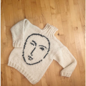MATISSE SWEATER (ENG.)