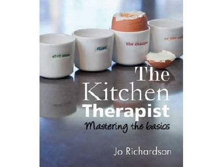 Kitchen Therapist Cookbook