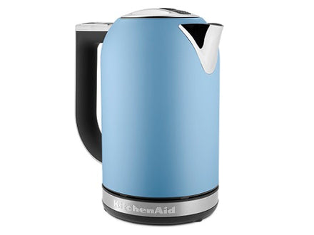 1.7L Electric Kettle with Digital Temperature Control - Blue Velvet Refurb KEK1722