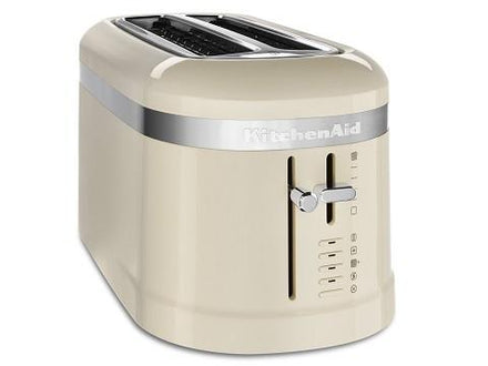 4 Slice Long Slot Design Toaster with High Lift Lever KMT5115