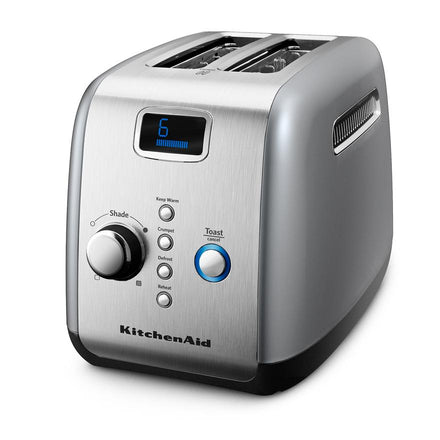KMT223 Silver Toaster Refurb
