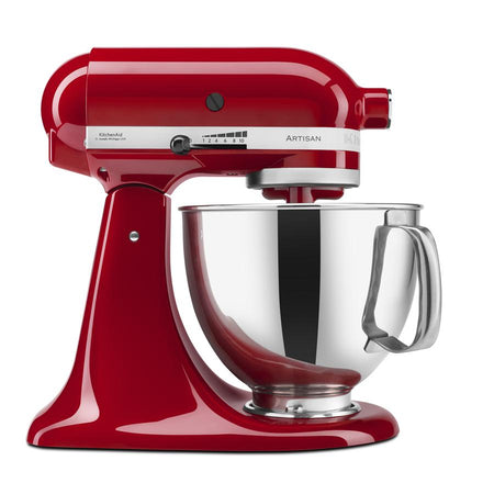 KSM150 Red Mixer Refurb
