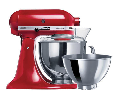 4.8L Artisan Stand Mixer Empire Red Refurb KSM160