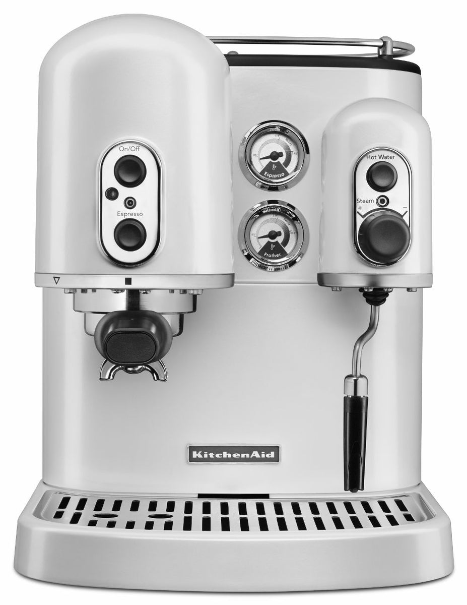 Pro Line Series Espresso Maker With Dual Independent Boilers Kes2102