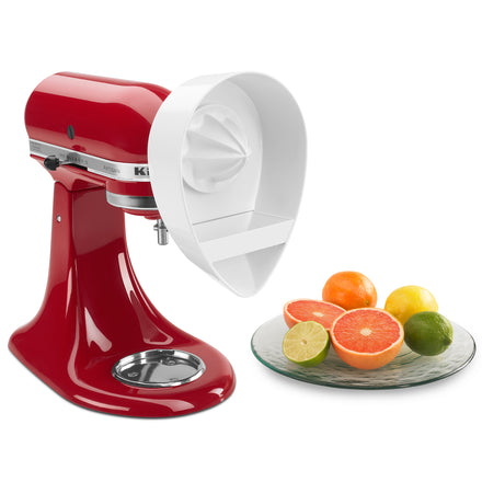 Citrus Juicer with Strainer Attachment JE