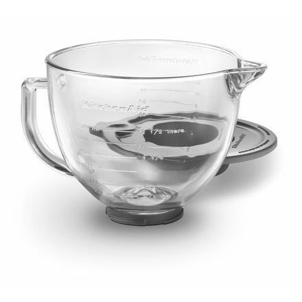4.7L Glass Bowl 5 quart