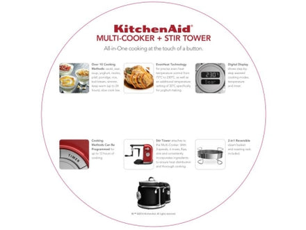 Multi Cooker Lid Insert 2 Pack