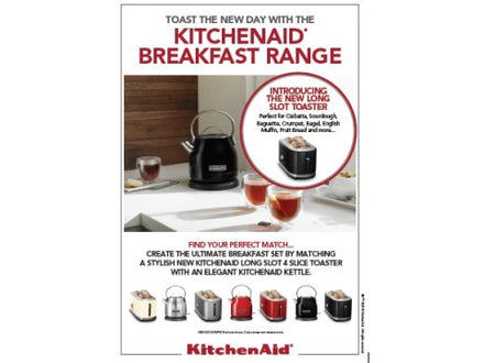 A5 Breakfast Stand Cards 2Pack