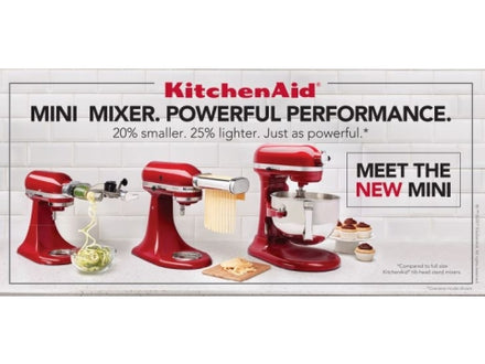 Mini Mixer DL Stand Card 2Pack