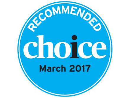 Choice Mar Sticker 40mm 2Pack