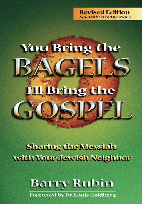 'You Bring the Bagels, I'll Bring the Gospel' by Rabbi Barry Rubin to be translated into Korean!