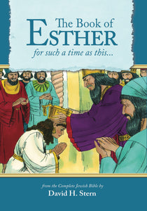 The Book of Esther, For such a time as this...