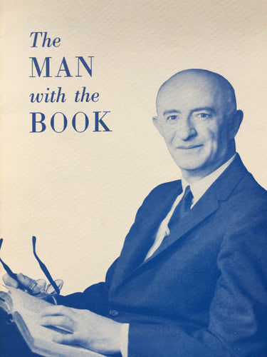 The Man With The Book