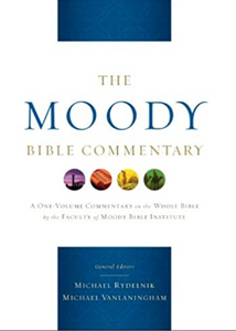 The Moody Bible Commentary, Editor Michael Rydelnik
