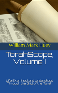 Torah Scope Volume 1: Life Examined and Understood through the Grid of Torah by William Mark Huey