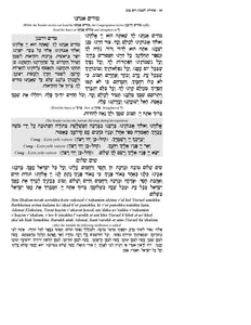 Budoff Siddur - 4th Edition