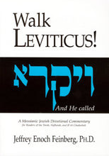 Load image into Gallery viewer, Walk Deuteronomy!  A Messianic Jewish Devotional Commentary by Jeffrey Enoch Feinberg, PhD