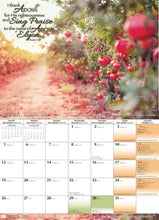 Load image into Gallery viewer, Let Everything that has Breath Praise ADONAI! Calendar September 2019/5779 through December 2020/5780