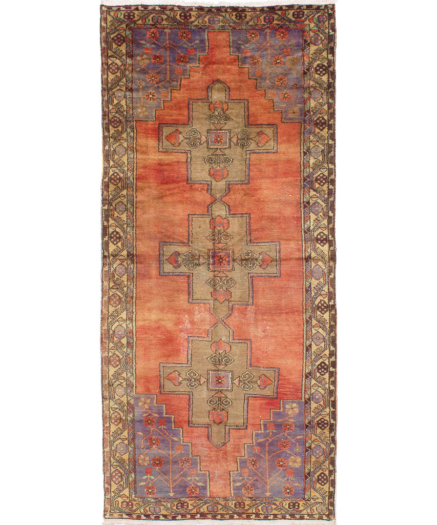 Hand Knotted Wool Rug,  5