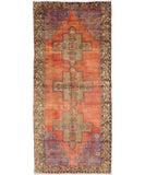 Hand Knotted Wool Rug,  5'-0