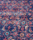 Vintage Turkish Wool Runner, 3' x 9'5