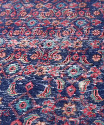Vintage Turkish Wool Runner, 3' x 9'5""