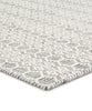 Callie Wool Rug, Gray