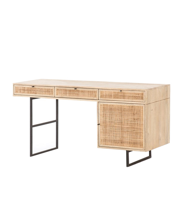 Carmen Desk, Mango Wood