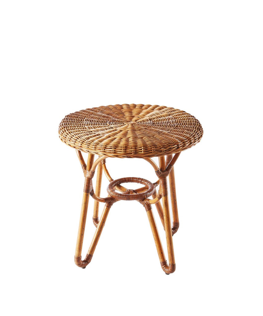 Chance Woven Side Table