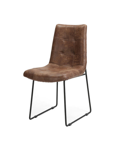Chelsea Leather Dining Chair