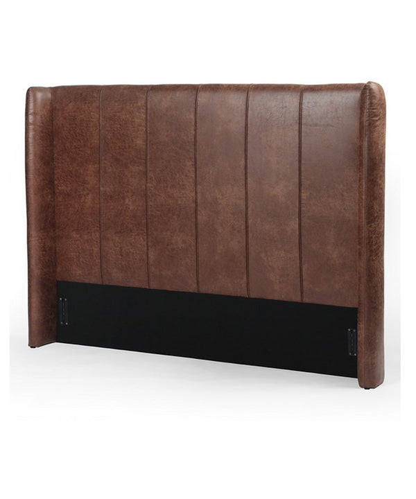 Dixie Leather Upholstered Headboard