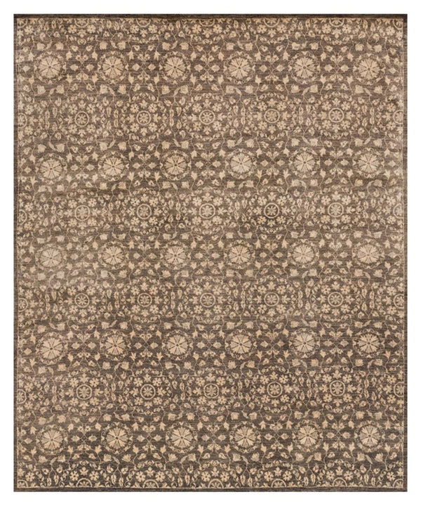 Elmwood Rug, Chocolate