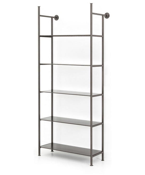 Eden Iron Bookcase