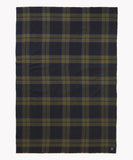 Foot Soldier Military Wool Blanket, Shadow Plaid, Faribault Woolen Mill Co.