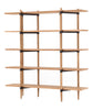 Hanson Wood Bookcase