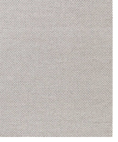 Honeycomb Woven Wool Rug, Grey