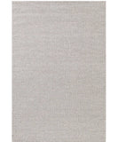 Honeycomb Woven Wool Rug, Gray
