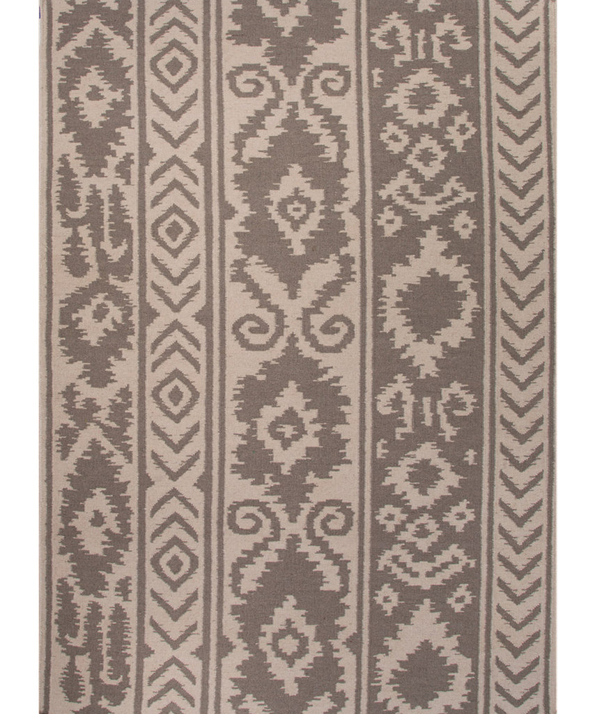 Bungalow Flat Weave Rug, Stone