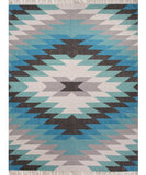Indoor/Outdoor Mojave Desert Flat Weave Rug