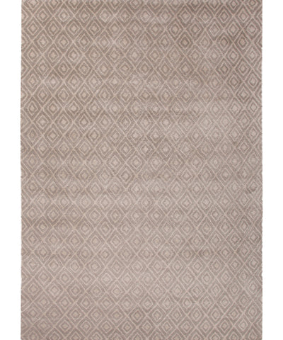 Nash Wool Rug, Grey