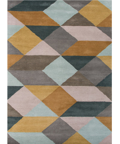 Ojo Tufted Wool Rug