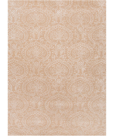 Seeley Wool Rug, Warm Sand