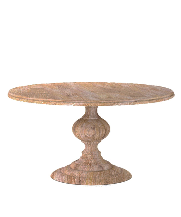 Laurel Round Dining Table, 60""