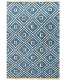 Mali Indoor/Outdoor Rug, Indigo