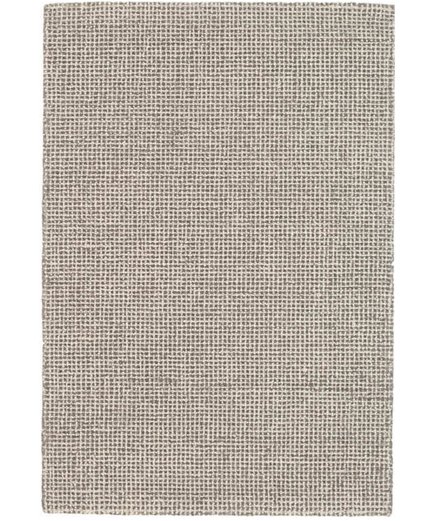 Matrix Wool Tufted Rug, Grey